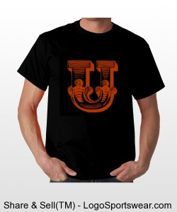 U Black T Design Zoom