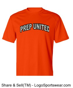 Prep United Adult Shooting Shirt Design Zoom